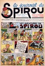 Le journal de Spirou 218