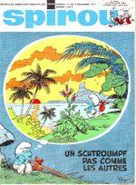 Le journal de Spirou 1604