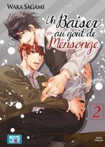 Un baiser au goût de mensonge 2 Manga
