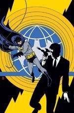 Batman '66 meets the man from U.N.C.L.E. 1