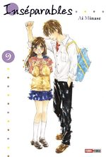 Inséparables 9 Manga