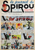 Le journal de Spirou 222