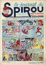 Le journal de Spirou 150