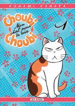 Choubi-choubi, mon chat pour la vie # 1