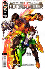 Cyber Force / Hunter-Killer 4 Comics