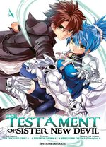 The testament of sister new devil # 4