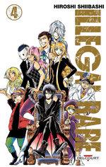 Illegal rare 4 Manga