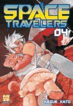 Space travelers 4 Manga