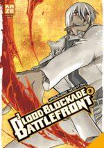 Blood Blockade Battlefront 2