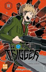 World Trigger # 11