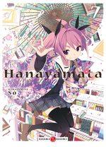 Hanayamata 7 Manga