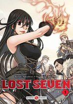 Lost seven T.1 Manga