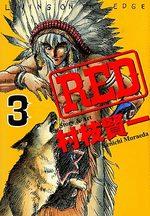 RED - Kenichi Muraeda 3 Manga