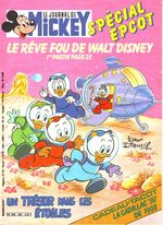 Le journal de Mickey 1581 Magazine