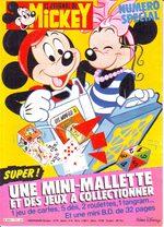 Le journal de Mickey 1774 Magazine