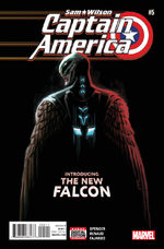 Sam Wilson - Captain America # 5