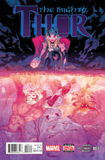 The Mighty Thor # 3