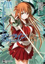 Sword Art Online - Progressive 4 Manga