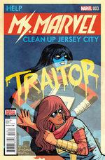 Ms. Marvel # 3