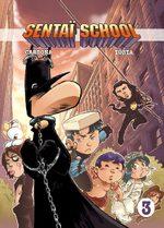Sentaï School 3 Global manga