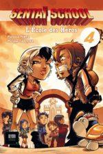 Sentaï School 4 Global manga