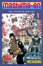 Mashima-en 1 Manga