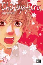 Chihayafuru 15 Manga