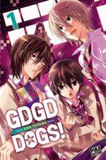 GDGD - DOGS 1 Manga