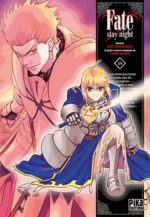 Fate Stay Night 19 Manga