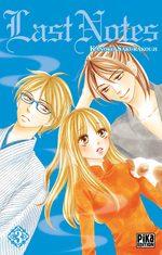 Last notes T.3 Manga