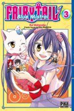 Fairy Tail - Blue mistral 3 Manga