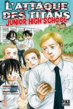 L'attaque des titans - Junior high school # 3