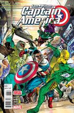 Sam Wilson - Captain America # 6