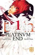 Platinum End # 1