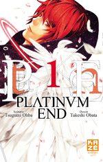 couverture, jaquette Platinum End 1