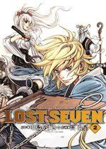 Lost seven 2 Manga