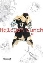 Halcyon Lunch 2 Manga
