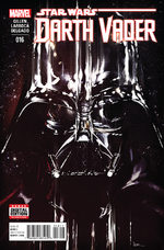 Star Wars - Darth Vader # 16