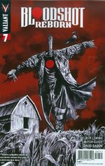 Bloodshot Reborn # 7
