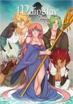 Mainstay Priest 1 Global manga