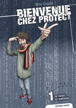 couverture, jaquette Bienvenue chez Protect 1