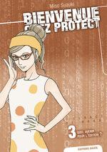 couverture, jaquette Bienvenue chez Protect 3