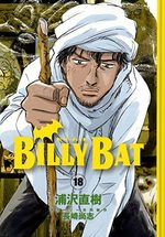Billy Bat 18 Manga