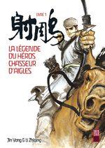 La Légende du héros chasseur d'aigles 1 Manhua
