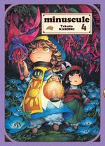 Minuscule T.4 Manga