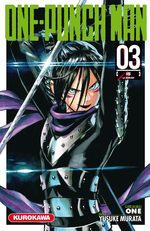 One-Punch Man # 3