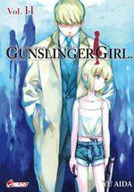 Gunslinger Girl 11 Manga