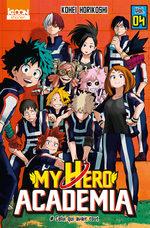 My Hero Academia 4