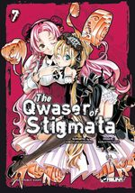The Qwaser of Stigmata T.7 Manga