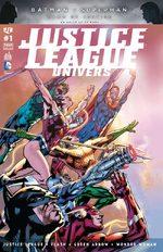 Justice League Univers # 1